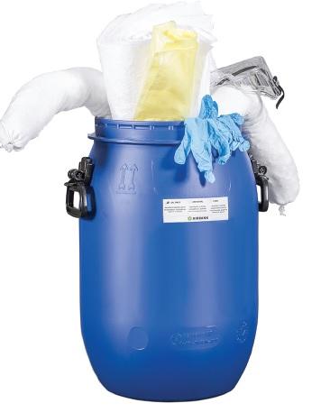 Kit contenitore cilindrico