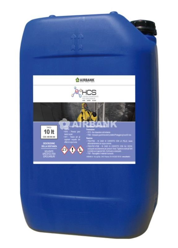HIDRO CARBON SOLVENT Liquido