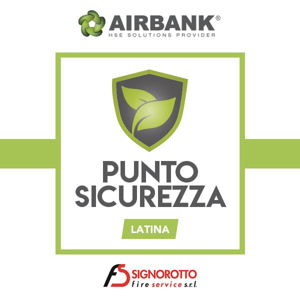 AIRBANK - Punto Sicurezza Latina - Signorotto
