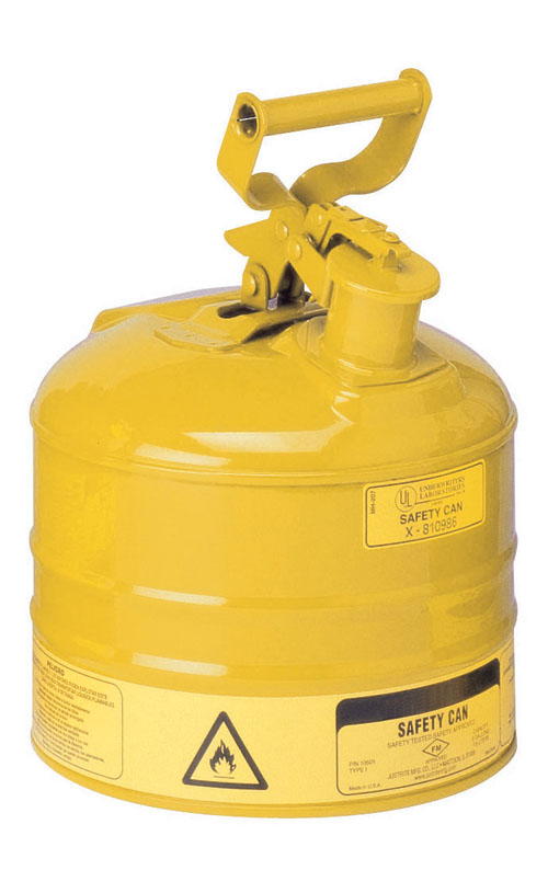 SAFETY CONTAINERS FOR FLAMMABLES