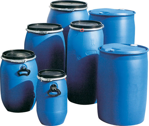 UN-APPROVED PE DRUMS AND JERRYCANS