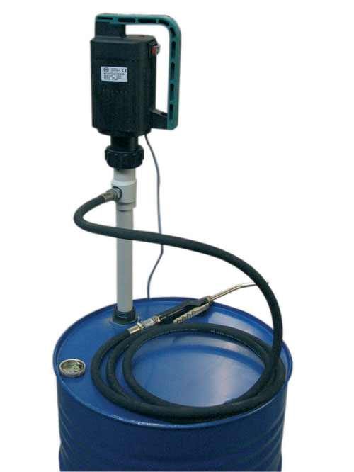 PUMPS FOR DRUMS AND IBCs