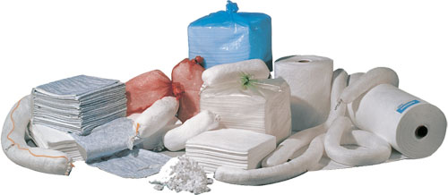 INDUSTRIAL ABSORBENTS AND EMERGENCY RESPONSE KITS  | AIRBANK Industria Sicurezza Ambiente