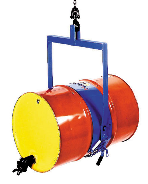 DRUM HANDLING  | AIRBANK Industria Sicurezza Ambiente