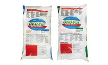 ABSORBENTS FOR OILS AND HYDROCARBONS ON SOIL OR WATER
