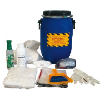 EMERGENCY SPILL KITS FOR INDUSTRY AND TRANSPORT
