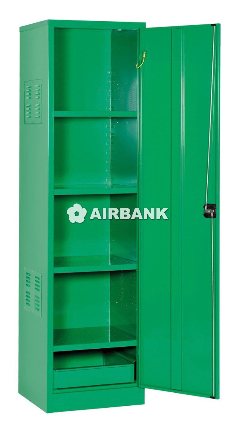 ARMADI DI SICUREZZA PER FITOFARMACI  | AIRBANK Industria Sicurezza Ambiente
