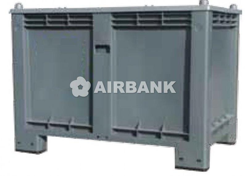CONTENITORI INDUSTRIALI ACCATASTABILI   | AIRBANK Industria Sicurezza Ambiente