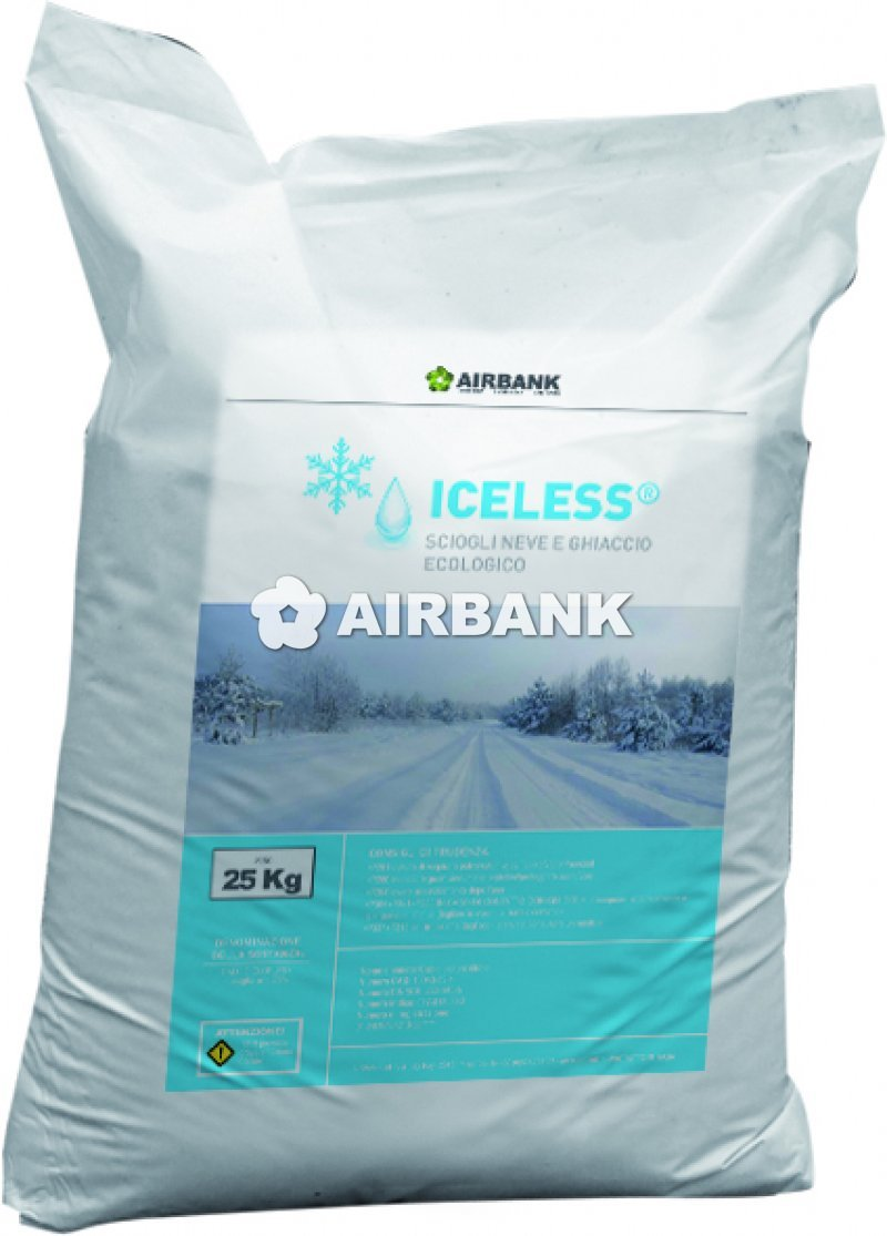 ICELESS  | AIRBANK Industria Sicurezza Ambiente
