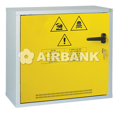 Safety cabinets certified   | AIRBANK Industria Sicurezza Ambiente
