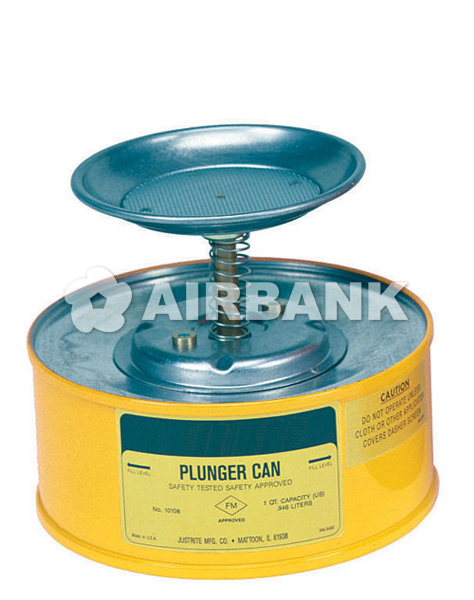 PLUNGER CANS
