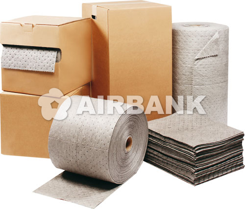 UNIVERSAL PLUS ABSORBENTS  | AIRBANK Industria Sicurezza Ambiente
