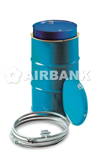 Safety steel overpack �MATRIOSKA�.  | AIRBANK Industria Sicurezza Ambiente