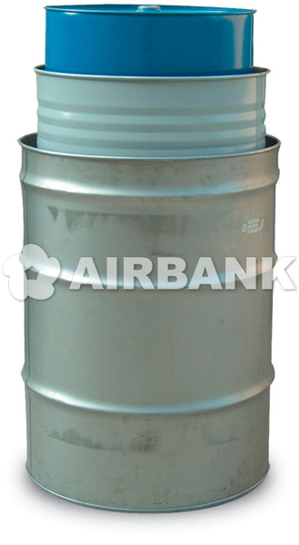 Safety steel overpack �MATRIOSKA�  | AIRBANK Industria Sicurezza Ambiente