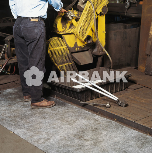 Absorbents for DRIVEWAYS UNIVERSAL series  | AIRBANK Industria Sicurezza Ambiente