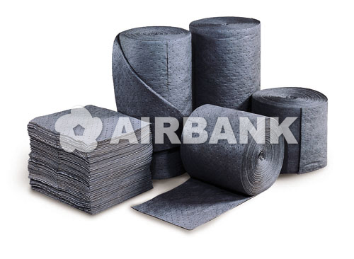 UNIVERSAL GRAPHITIZED Absorbents  | AIRBANK Industria Sicurezza Ambiente