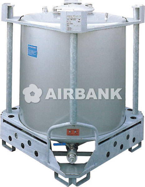 CERTIFIED PALLETISED CONTAINERS  | AIRBANK Industria Sicurezza Ambiente