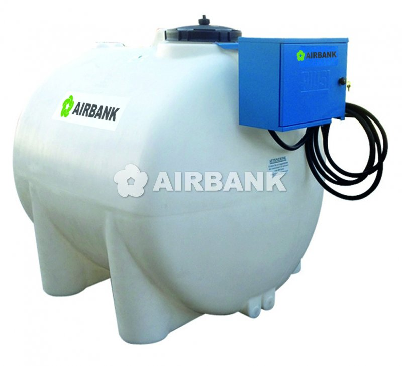 UREA TANK  | AIRBANK Industria Sicurezza Ambiente