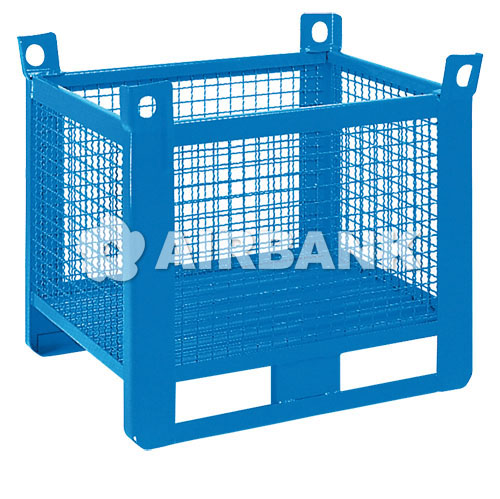 WIRE MESH CONTAINER  | AIRBANK Industria Sicurezza Ambiente