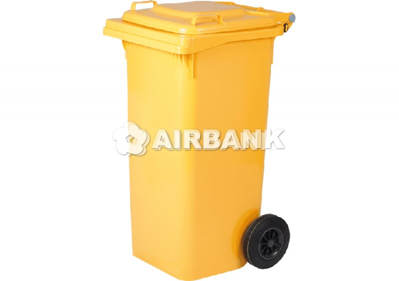 WHEELIE BINS FOR SEPARATE WASTE COLLECTION  | AIRBANK Industria Sicurezza Ambiente