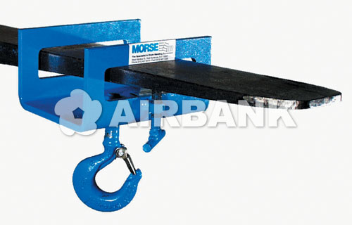 Single forklift sleeve attachment  | AIRBANK Industria Sicurezza Ambiente