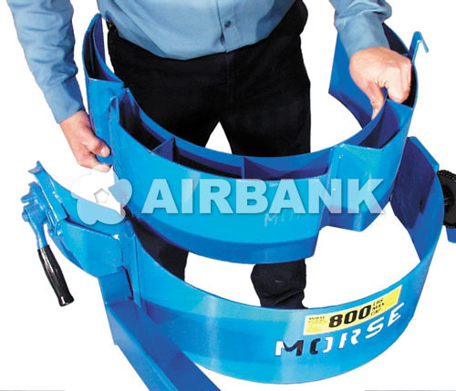 ACCESSORIES FOR DRUM CARRIERS AND ROTATORS   | AIRBANK Industria Sicurezza Ambiente