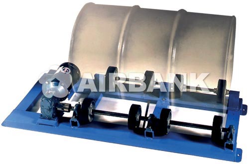COMPACT DRUM ROTATOR  | AIRBANK Industria Sicurezza Ambiente