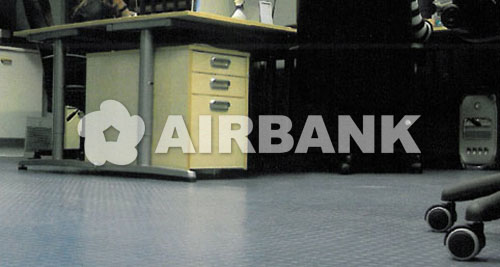 VINYL FLOOR MATTING  | AIRBANK Industria Sicurezza Ambiente