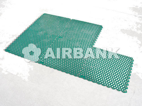 RIGID WALKABLE FLOOR TILES  | AIRBANK Industria Sicurezza Ambiente