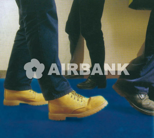 ANTI-SLIP COATING FOR CONCRETE INDOOR/OUTDOOR SURFACES  | AIRBANK Industria Sicurezza Ambiente