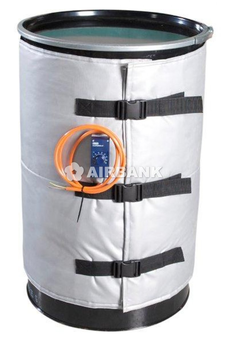 Drum Heating Jacket Drum Heating Jacket