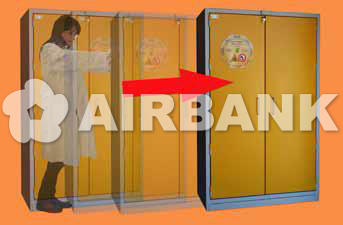 EASY - ROLLER  | AIRBANK Industria Sicurezza Ambiente