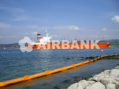 BARRIERE GONFIABILI  | AIRBANK Industria Sicurezza Ambiente