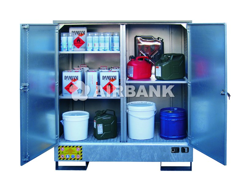 MULTI-USE OUTDOOR CABINETS  | AIRBANK Industria Sicurezza Ambiente
