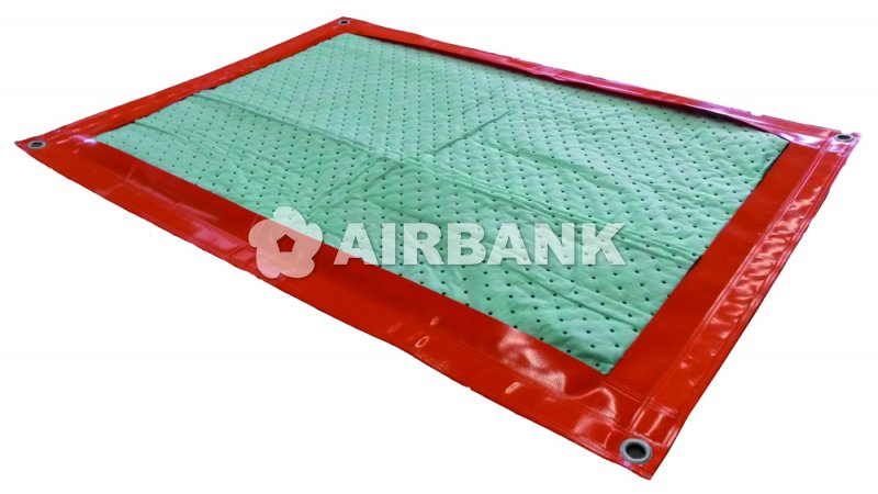 ANTI-DRIP FOLDING FLOOR MATS  | AIRBANK Industria Sicurezza Ambiente