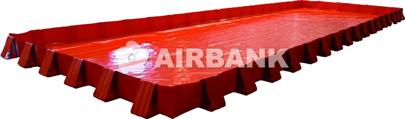 PORTABLE SPILL BERM  | AIRBANK Industria Sicurezza Ambiente