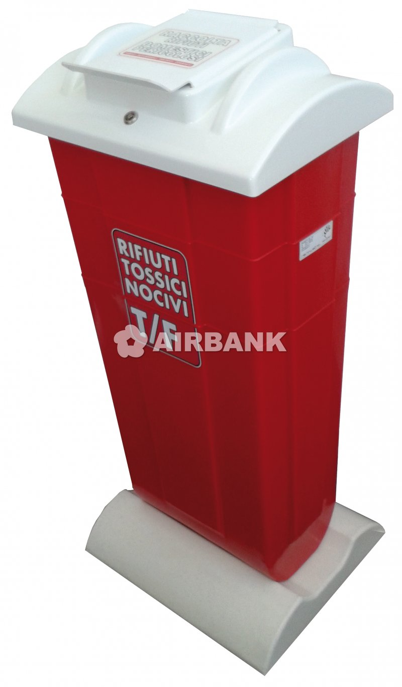 HAZARDOUS WASTE CONTAINER  | AIRBANK Industria Sicurezza Ambiente