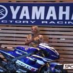 La Yamaha va in Green