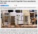 Articolo Roma, 3 maggio 2017 Dal riciclo dei vecchi frigoriferi l'eco-assorbente anti olio