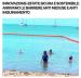 Innovazione-estate sicura e sostenibile: Arrivano le barriere anti meduse e anti inquinamento
