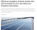 Efficienza energetica, Airbank: evitate oltre 500 tonnellate di Co2 in atmosfera con l'impianto fotovoltaico